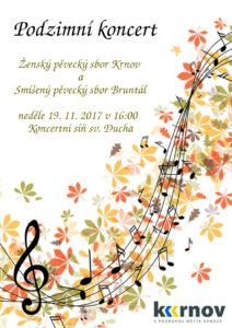 Podzimní koncert